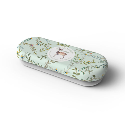 'A Forest Story' Eyeglass Case - IZAKKIE Homewares & Gifts  - 1
