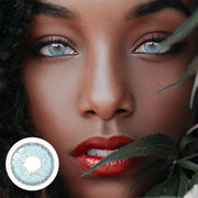 Freshgo Nature LightSkyBlue Yearly Colored Contacts