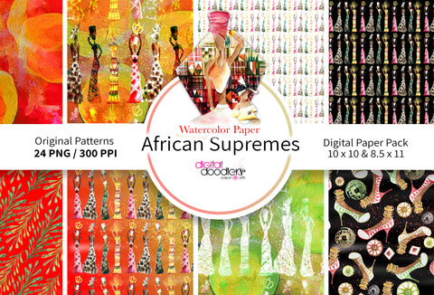 African Supremes Collection