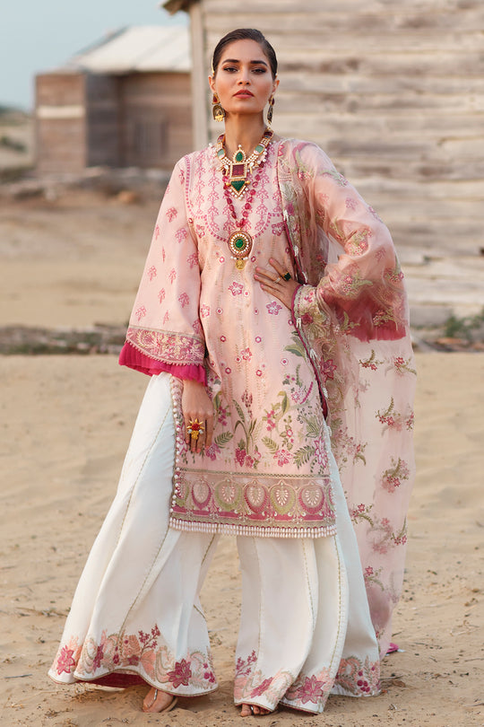 Ilaha Tozpembe Light Pink Lawn Collection