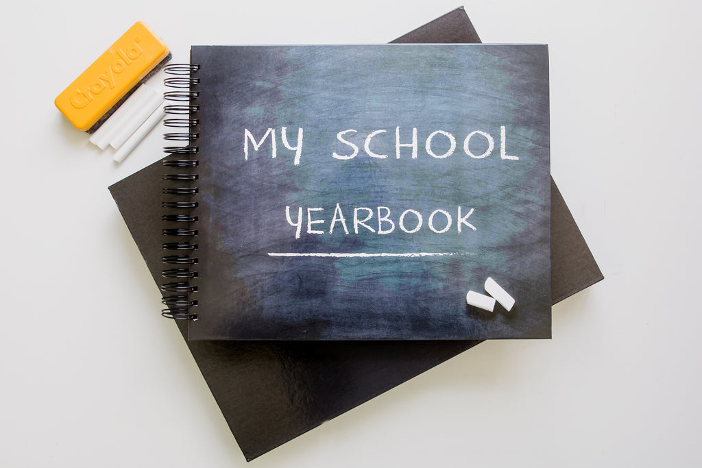 School Memories - My School Yearbook