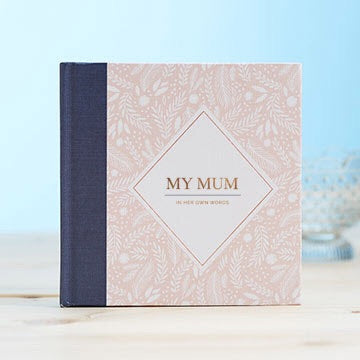 My Mum Interview Book - My Memory Books