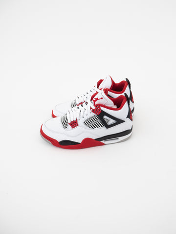 The story behind Jordan 4 Fire Red