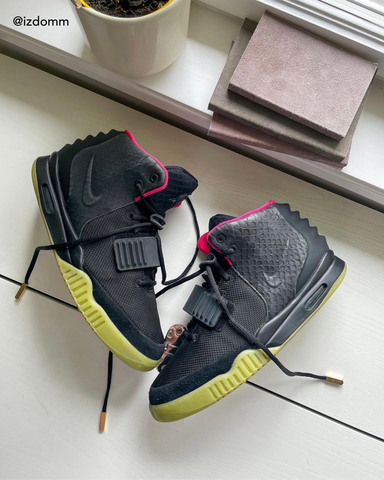 the history of yeezy