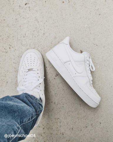 The story behind the air force 1 silhouette