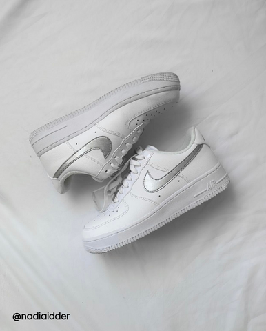 The story behind the Air Force 1 silhouette @nadiaidder