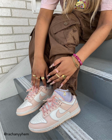 How to style Dunk low Orange Pearl