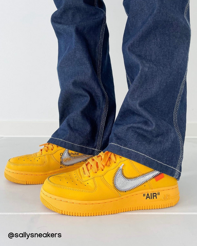 The story behind air force 1 silhouette