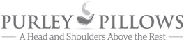 PURLEY PILLOWS logo