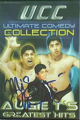 UCC Ultimate Comedy Collection Augie T's Greatest Hits Augie Tulba