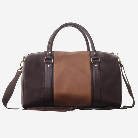 Choco Brown Travel Bag