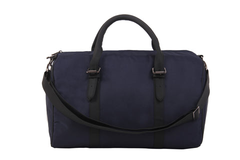 Basic Blue Travel Bag