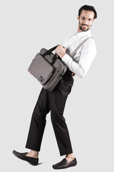 "Solid 14"" Laptop Bag"