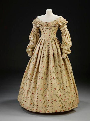 Historical Sewing Project - Early Victorian dress 1830