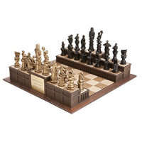 Legal Theme Chess Set - Personalized