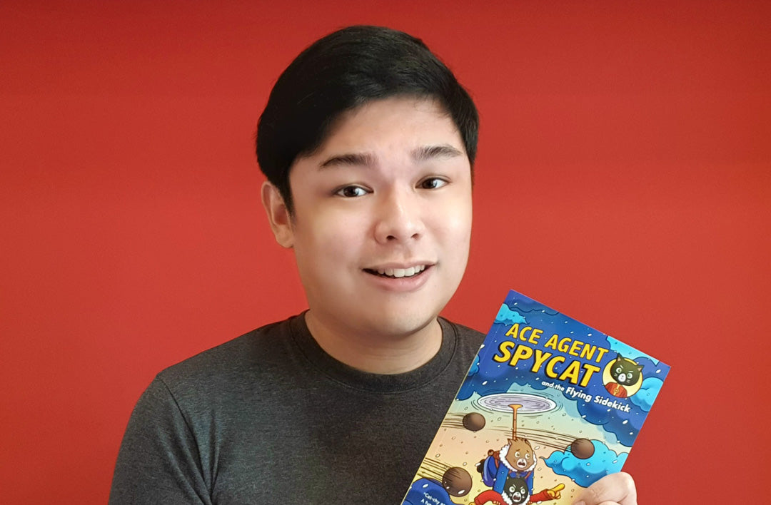 Doing the Write Thing: Darren Lim