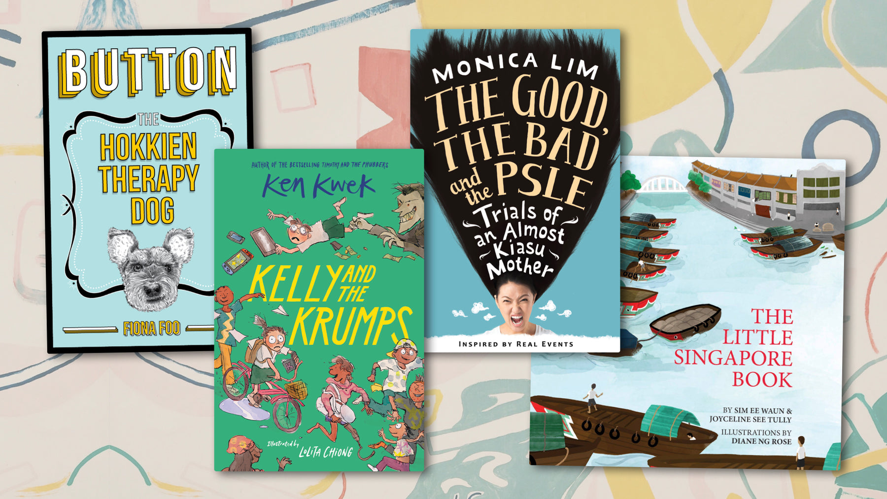 Recommended Reads: Great books for the family