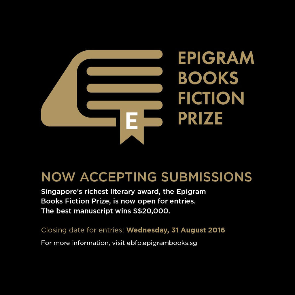 Two new judges join Epigram Books Fiction Prize 2016 panel