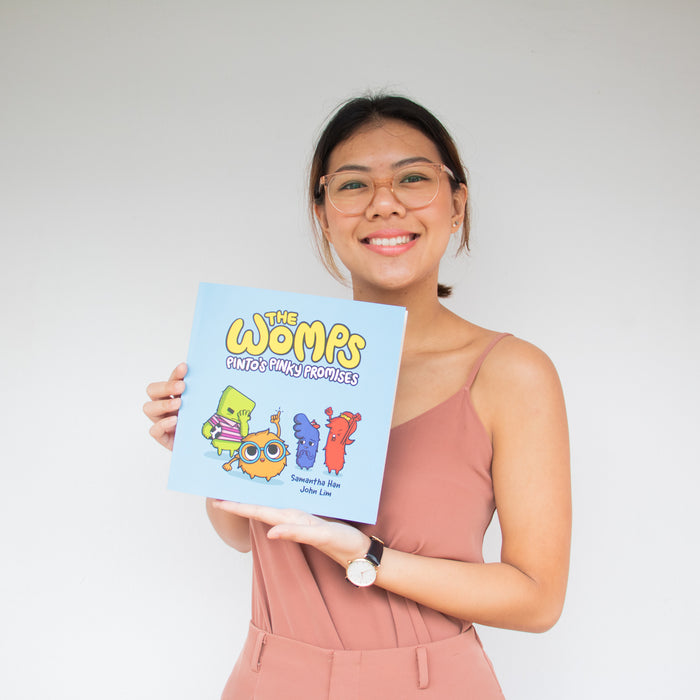 Doing the Write Thing: Samantha Han