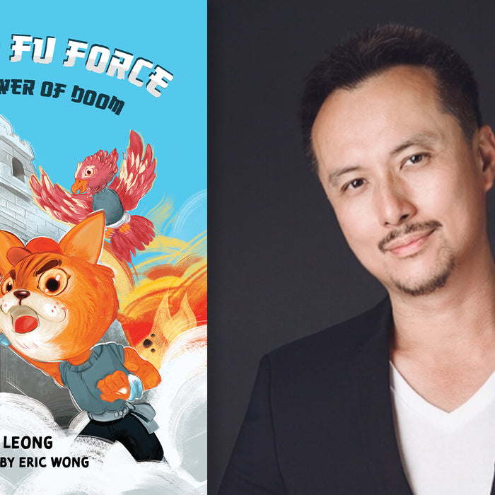 Doing the Write Thing: Robin Leong