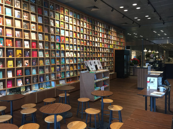 Huggs-Epigram Coffee Bookshop interior