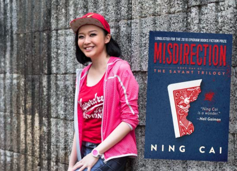 Epigram Books releases Ning Cai's latest YA thriller, Misdirection