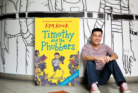 Timothy and the Phubbers by Ken Kwek