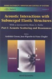 Acoustic Interactions with Submerged Elastic Structures (Part I)