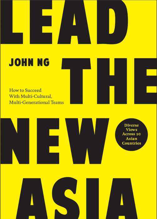 Lead the New Asia
