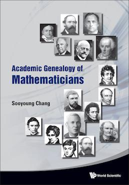 Academic Genealogy of Mathematicians