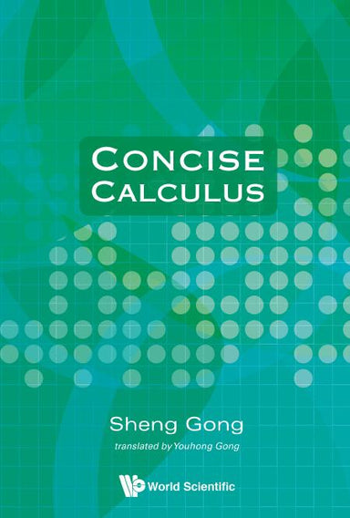 Concise Calculus