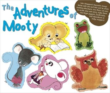 The Adventures of Mooty Bundled Set