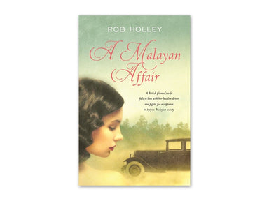 A Malayan Affair by Rob Holley bookcover