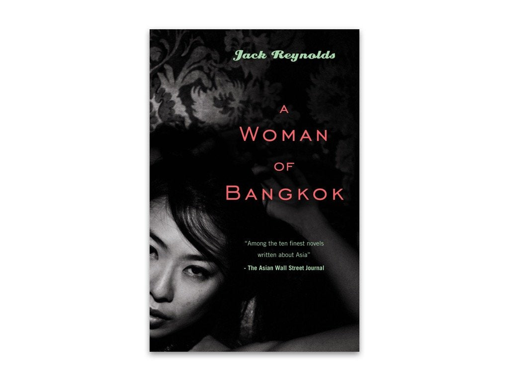 A Woman of Bangkok by Jack Reynolds bookcover