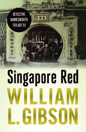 Singapore Red - Localbooks.sg