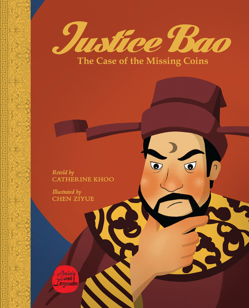 [Asia's Lost Legends] Justice Bao: The Case of the Missing Coins