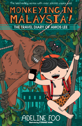 The Travel Diary of Amos Lee 2: Monkeying in Malaysia!
