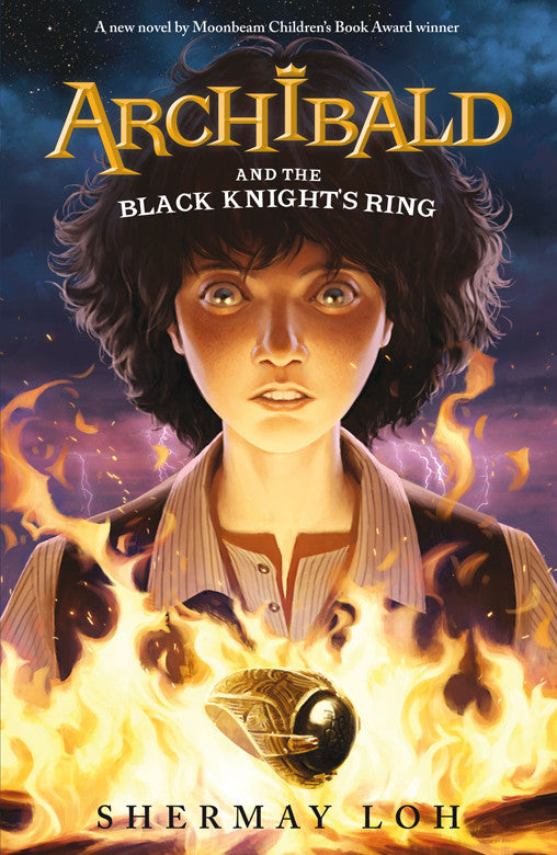 Archibald and the Black Knight's Ring (book 2)