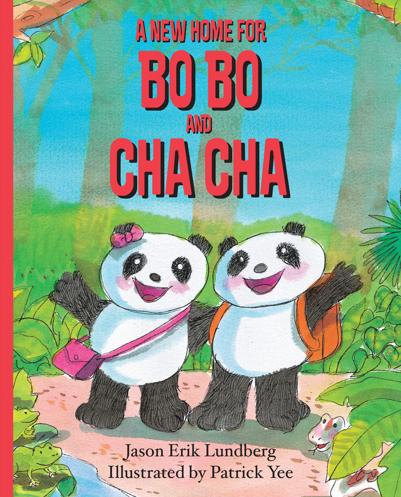 A New Home for Bo Bo and Cha Cha (book 1)