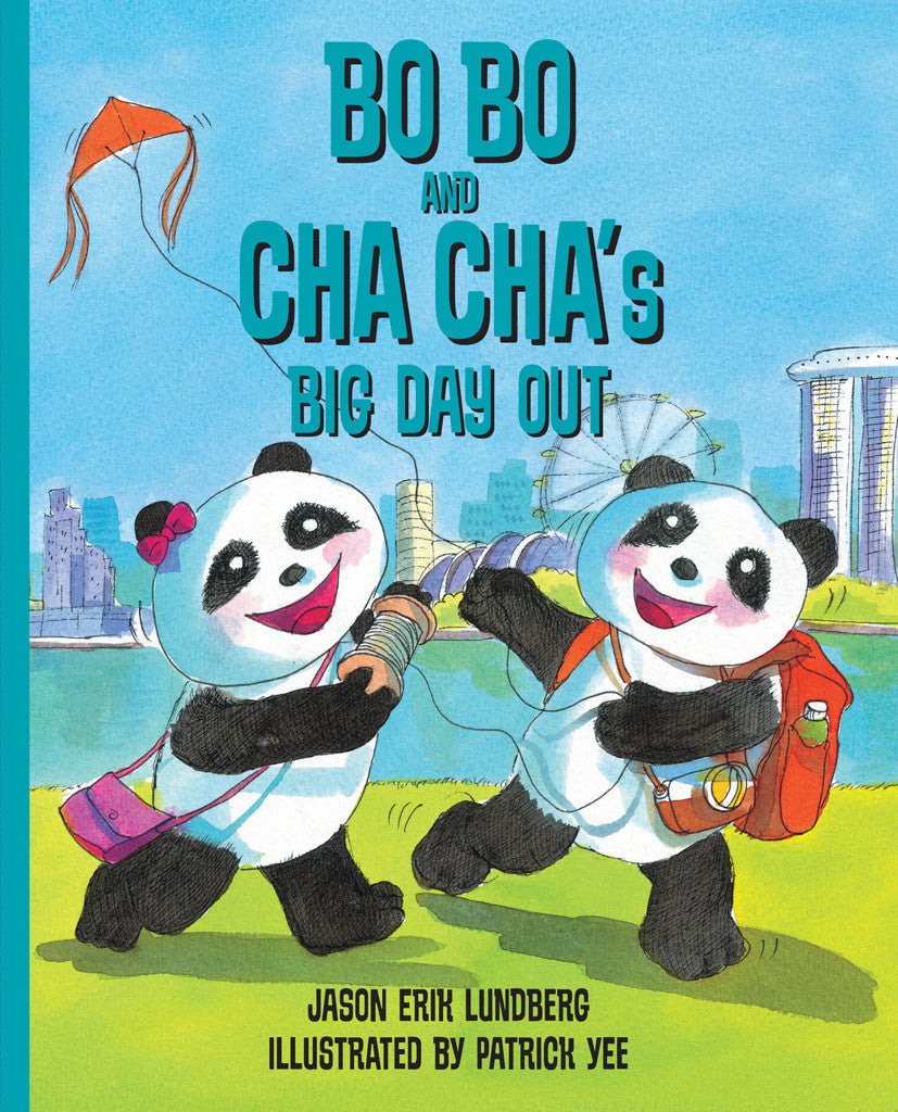 Bo Bo and Cha Cha's Big Day Out (book 2)