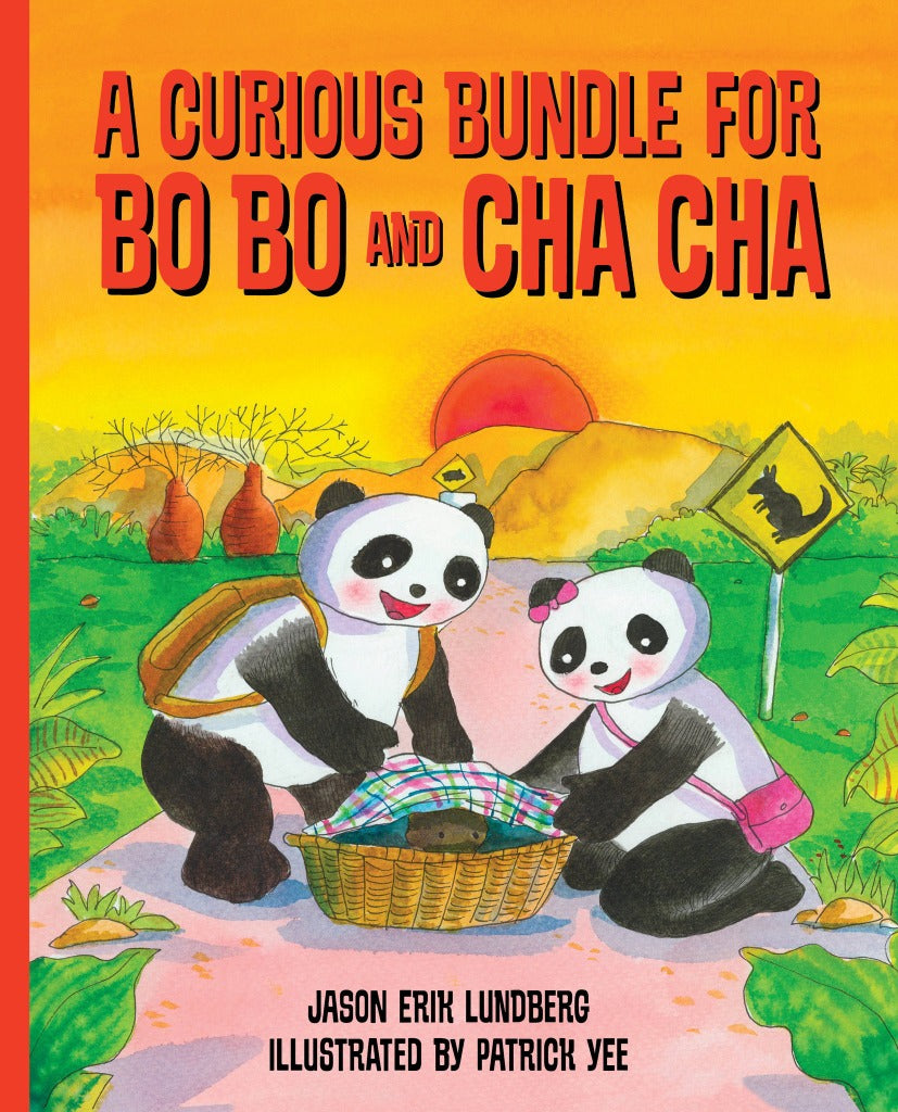 A Curious Bundle for Bo Bo and Cha Cha (book 6, final)