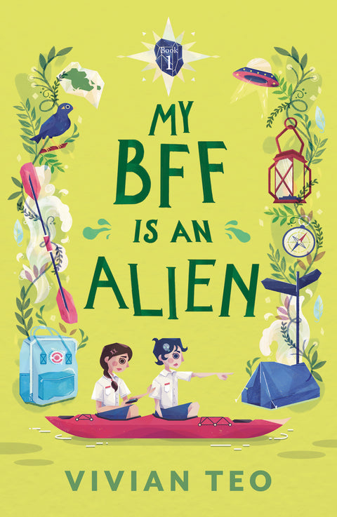 My BFF is an Alien (Preorder)