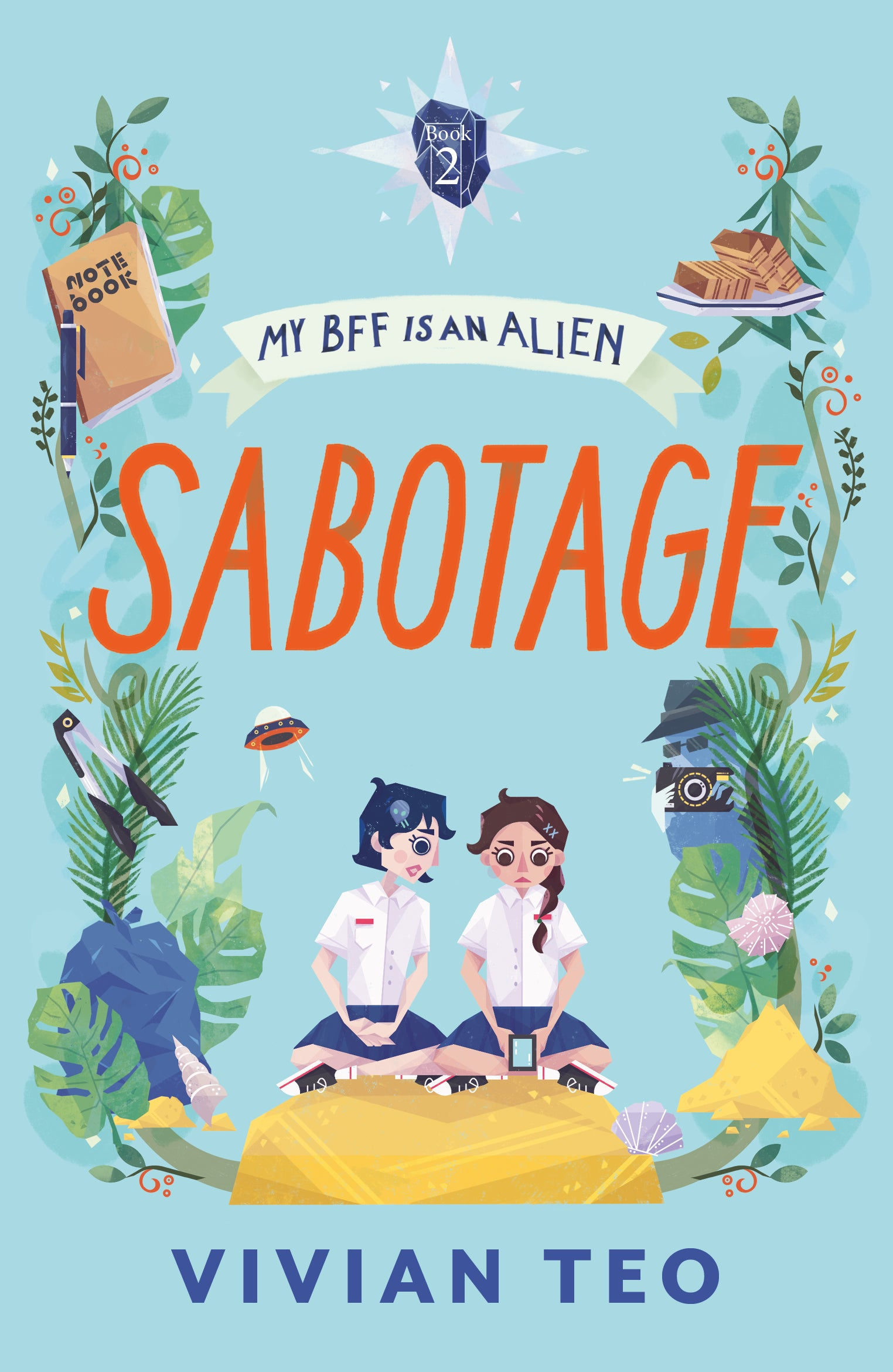 My BFF Is an Alien: Sabotage