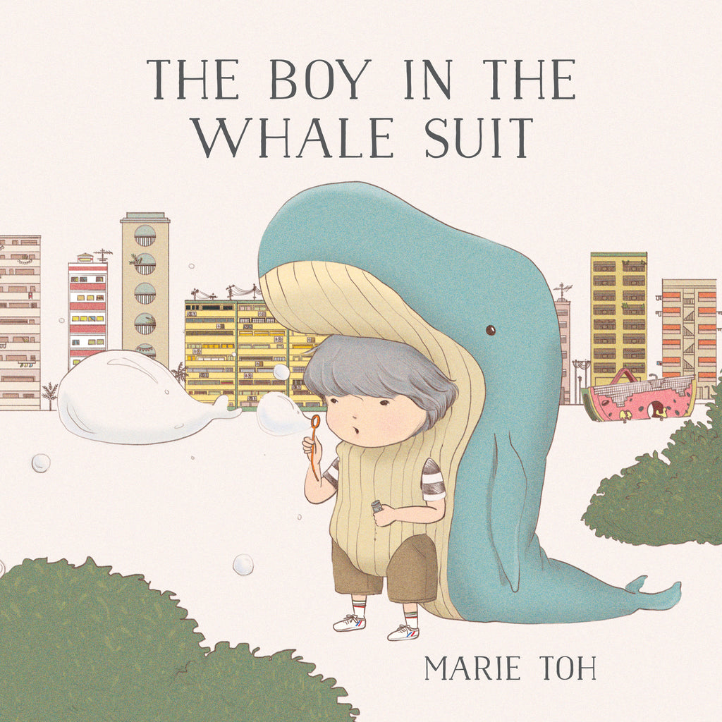 The Boy In The Whale Suit