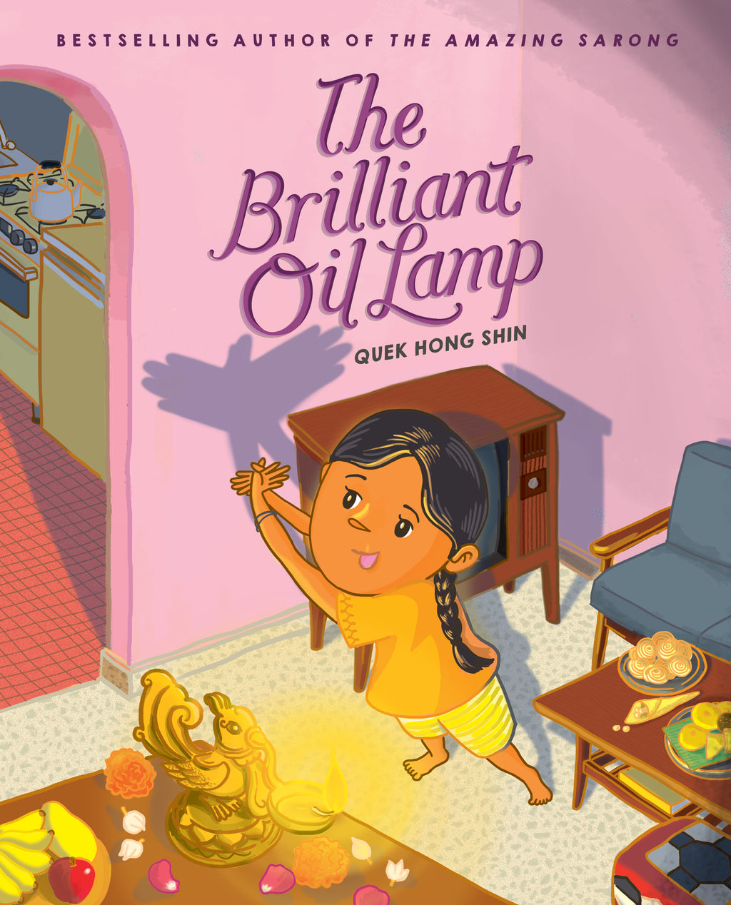 The Brilliant Oil Lamp