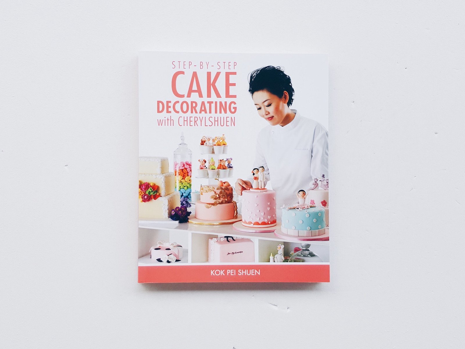 Cake Decorating With Cherylshuen
