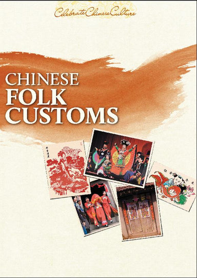 Chinese Folk Customs - Localbooks.sg