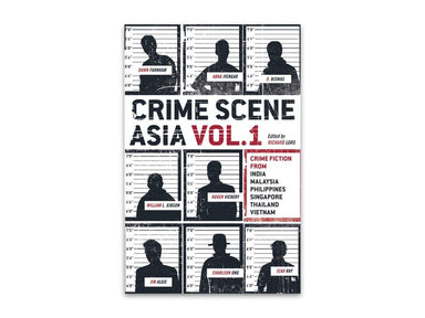 Crime Scene Asia Vol. 1 bookcover