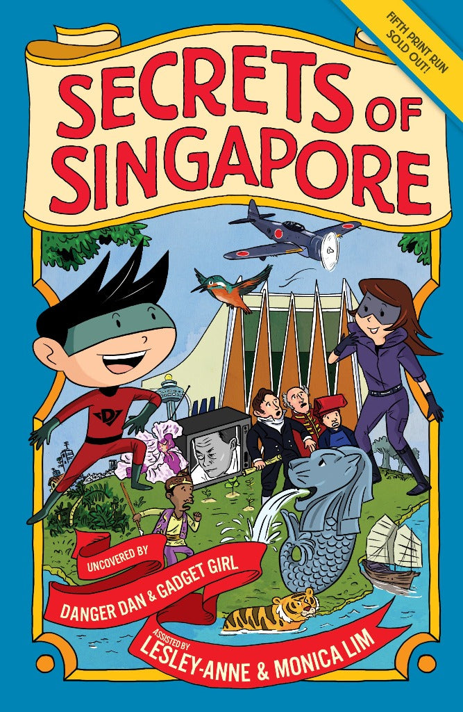 Best Singapore Children's Books