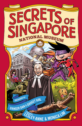 Secrets of Singapore: National Museum